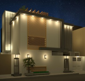 Private Villas Design in Riyadh