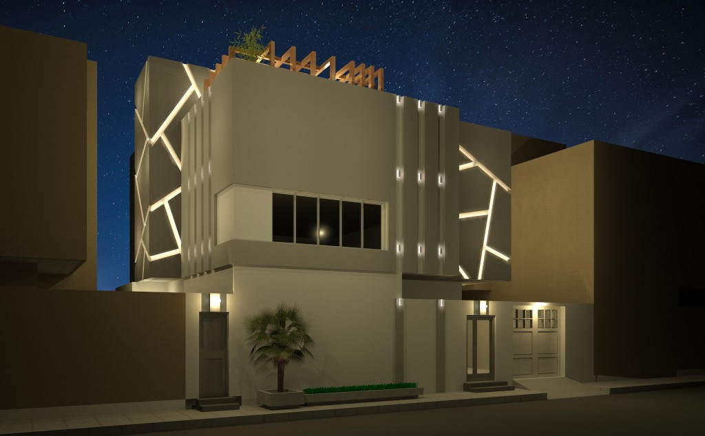 Private villas design in riyadh indexa office for Villa rose riyadh interior design