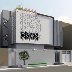 Private villa design