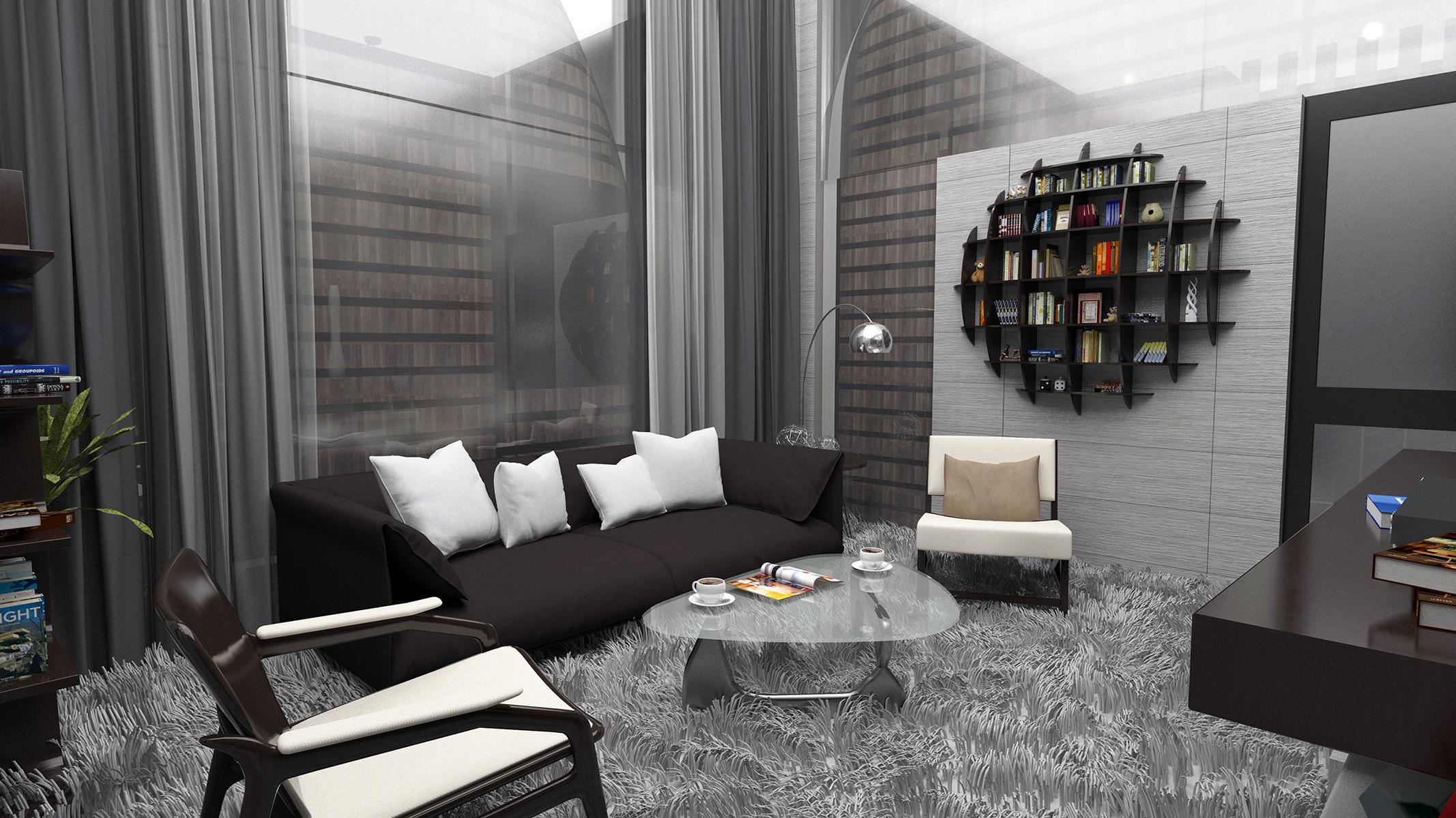 AlUyayna Resort Interior design INDEXA OFFICE